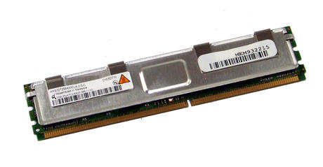 Qimonda HYS72T256420ELA-2.5-C 2GB PC2-6400F FB DIMM CL6 Server RAM Memory Module