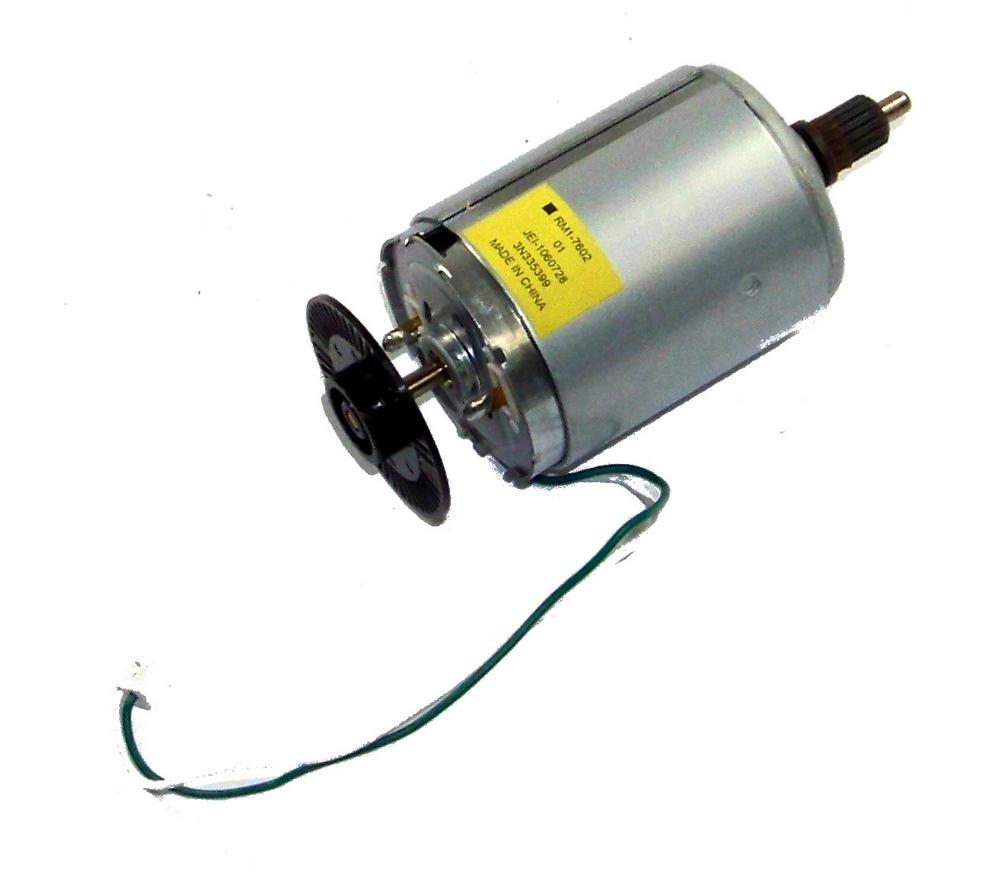 HP RM1-7602 LaserJet P1102 Drive Motor   Motors   Team Spares