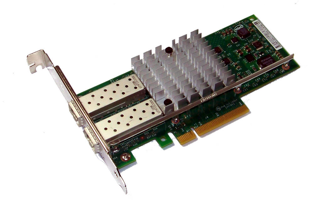 Dell VFVGR 10GbE PCIexpress Ethernet Card  | 0VFVGR [Standard Profile Bracket]