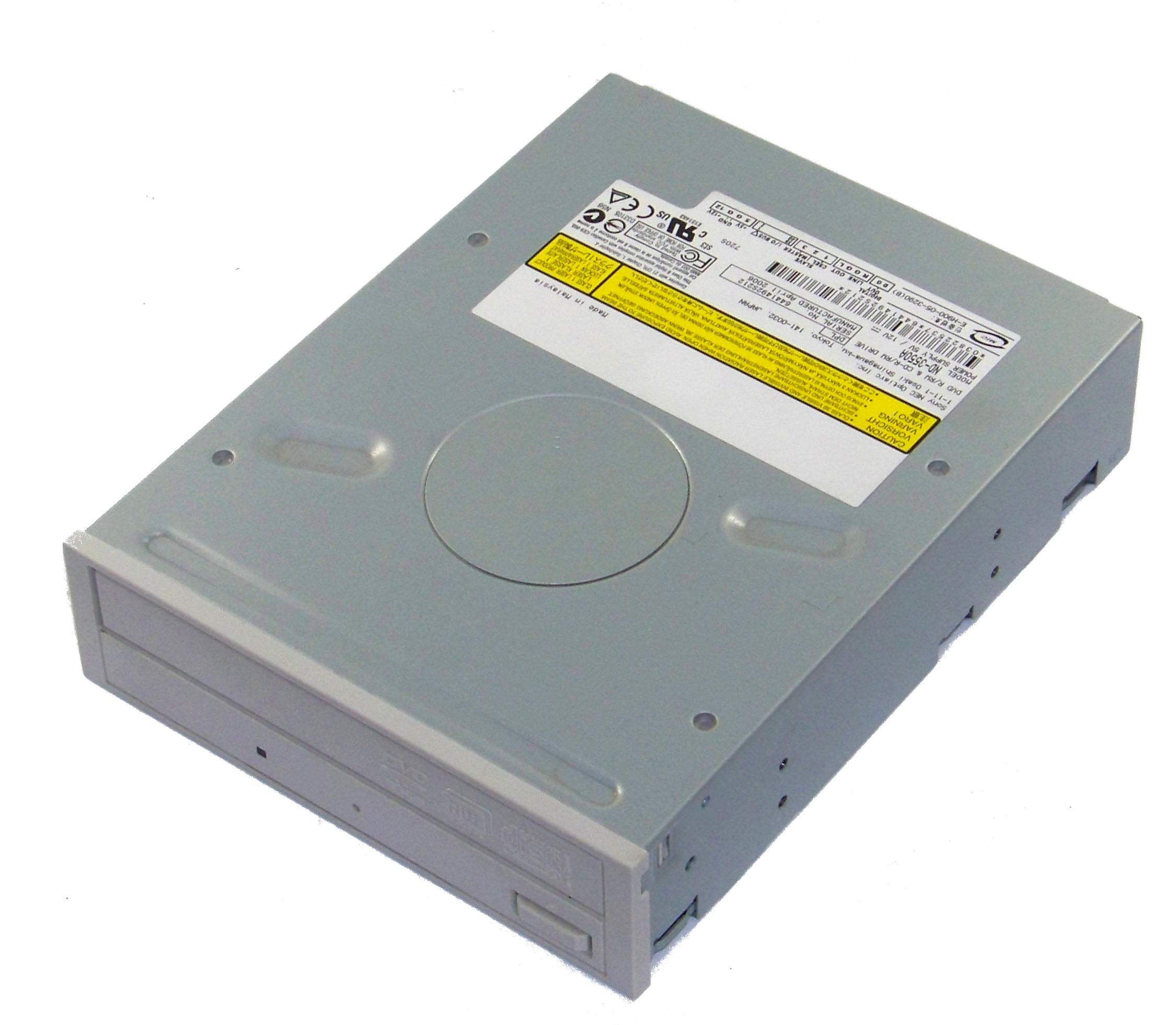 Drivers: NEC ND-3550A
