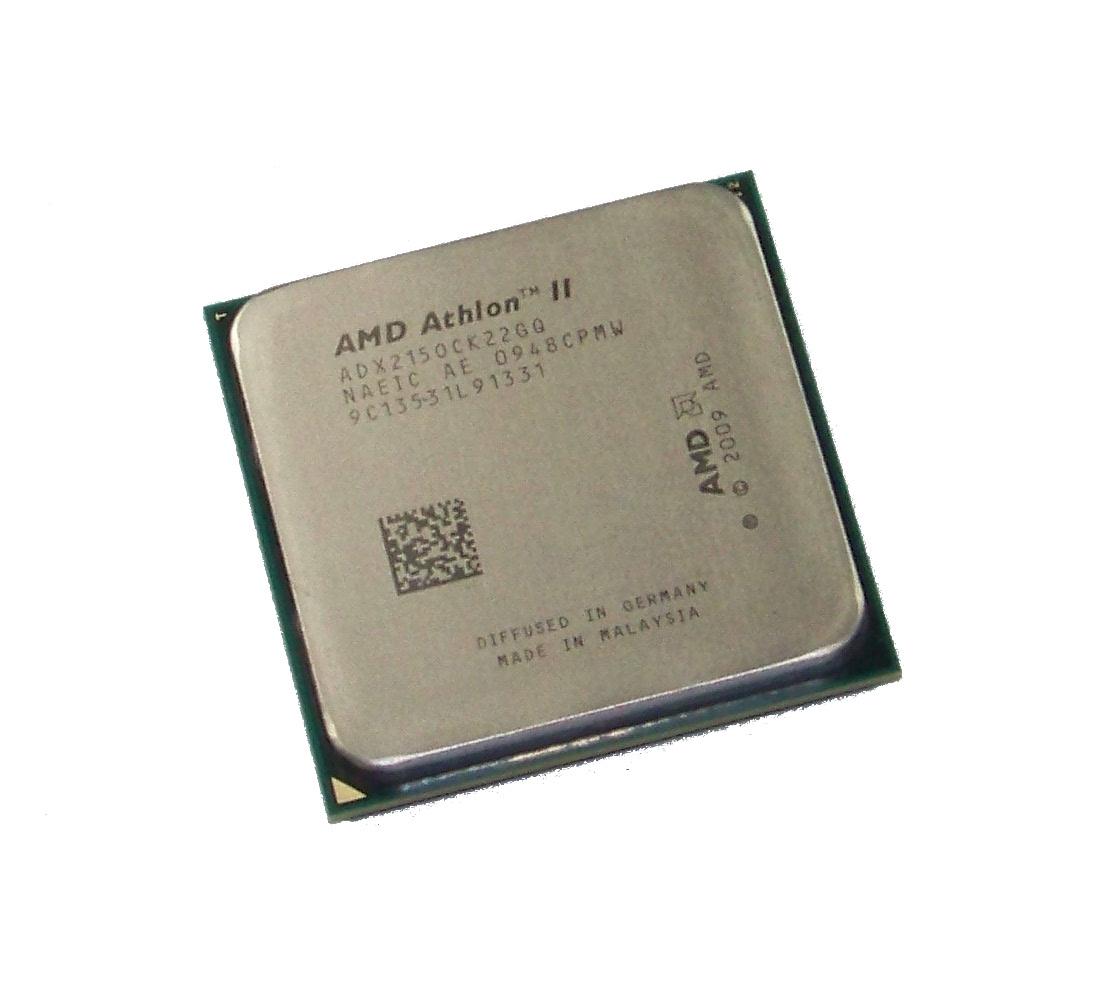 Processor CPU ADX215OCK22GQ Original AMD Athlon II X2 215 2.7 GHz Dual-Core