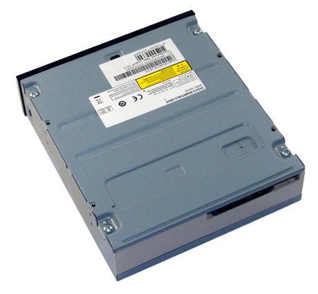 Phillips LiteOn iHAS122-18CU SATA H/H DVD-RW Dual Layer | Black Bezel iHAS120 Thumbnail 2
