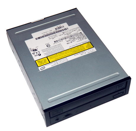 Dell R0285 ATA H/H DVD-RW Drive with Black Bezel | Model ND-1100A 0R0285 Thumbnail 1