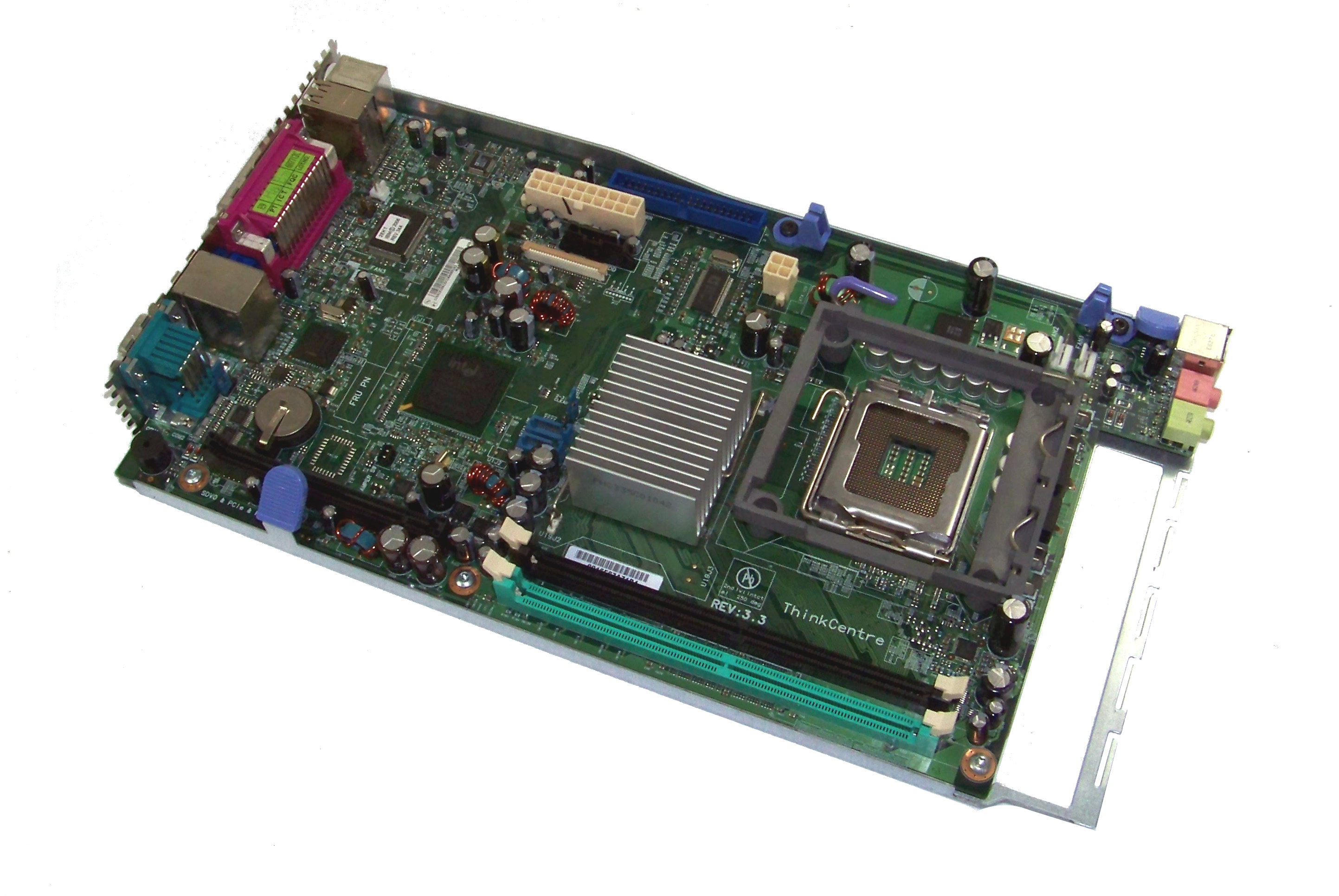 Details About IBM 41X1061 ThinkCentre M52 SFF Socket T LGA775 Motherboard