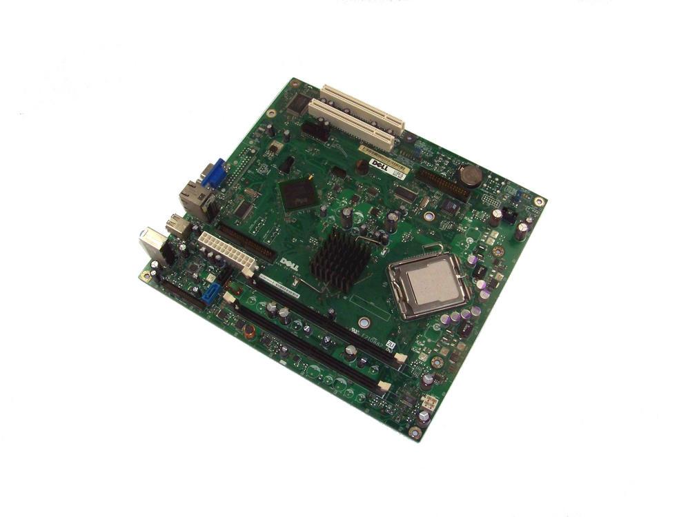 Dell WJ770  Dimension 3100 Socket T LGA775 Motherboard   0WJ770