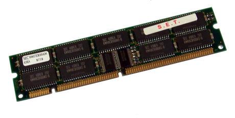 IBM 07L6696 RS6000 E20 E30 F30 64MB 168-Pin ECC DIMM | Samsung KMM372C803AS-6UM
