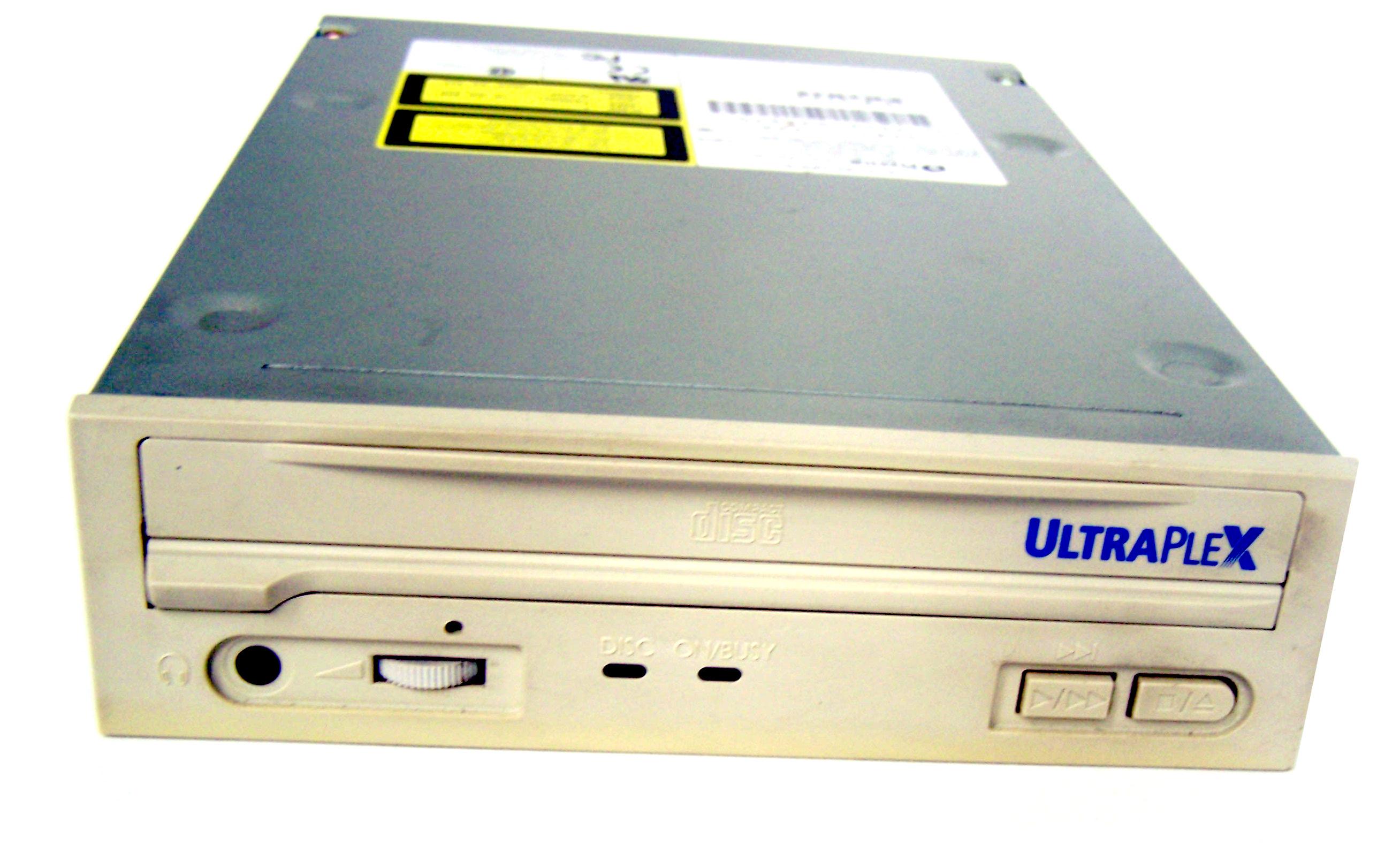 Plextor PX-32CSi 32X 50-PIN SCSI Internal CD ROM Drive | 127-1815-30