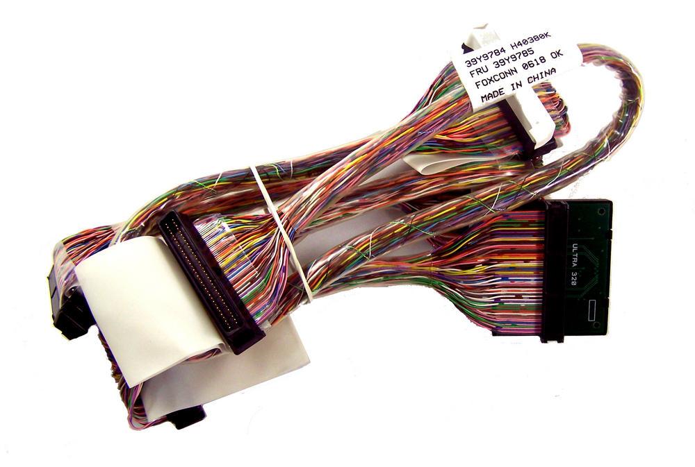 IBM 39Y9784 4-Drop U320 Scsi Cable | FRU 39Y9785