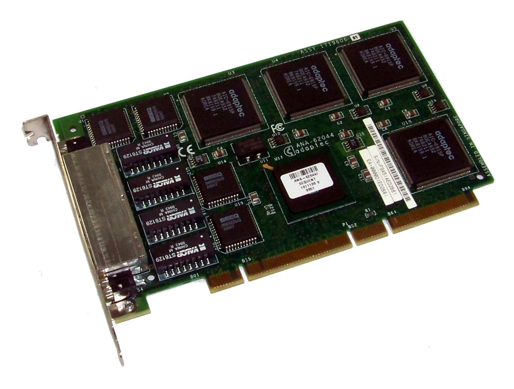 ADAPTEC ANA-62044 FAST ETHERNET NIC DRIVERS