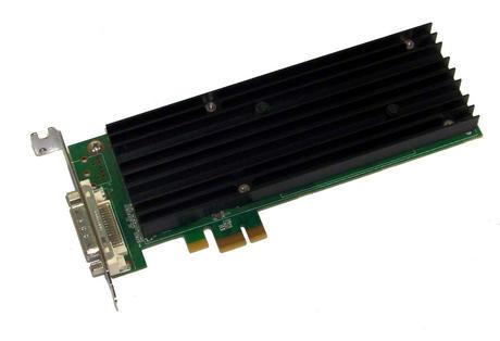 HP 458707-002 Quadro NVS290 256MB PCIe Graphics Card, LP Bracket SPS 460815-001