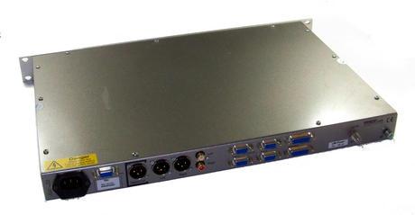 ProfLine TRV 1U Pro Audio Satellite Receiver | No Front Jack Thumbnail 2