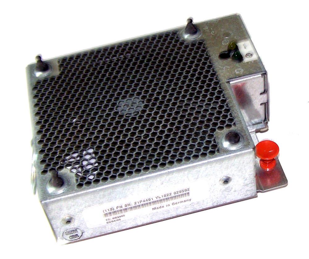 IBM 21P4491 pSeries 650 7038-6M2 18W Fan Assembly