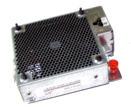 IBM 21P4491 pSeries 650 7038-6M2 18W Fan Assembly Thumbnail 1