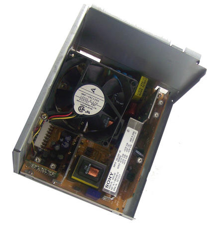 Sony 1-468-549-12 DSR-1600P Power Supply | Model APS-150 Thumbnail 1