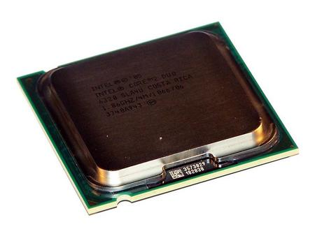 Intel HH80557PH0364M Core 2 Duo E6320 1.86GHz Socket T LGA775 Processor SLA4U