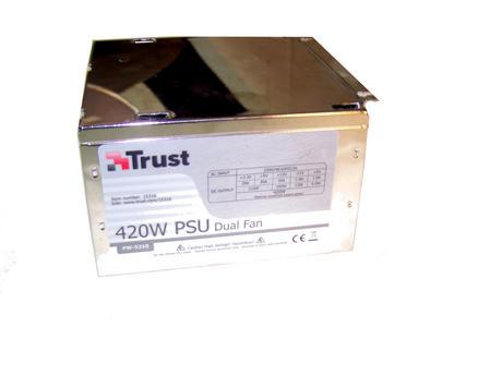 Trust 15316 PW-5210 420W ATX Power Supply