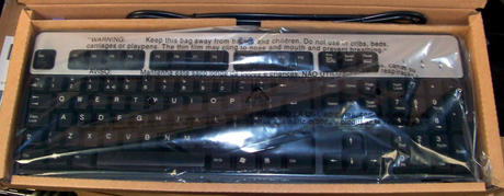 New HP 352750-031 PS/2 UK Keyboard | SPS 355630-031