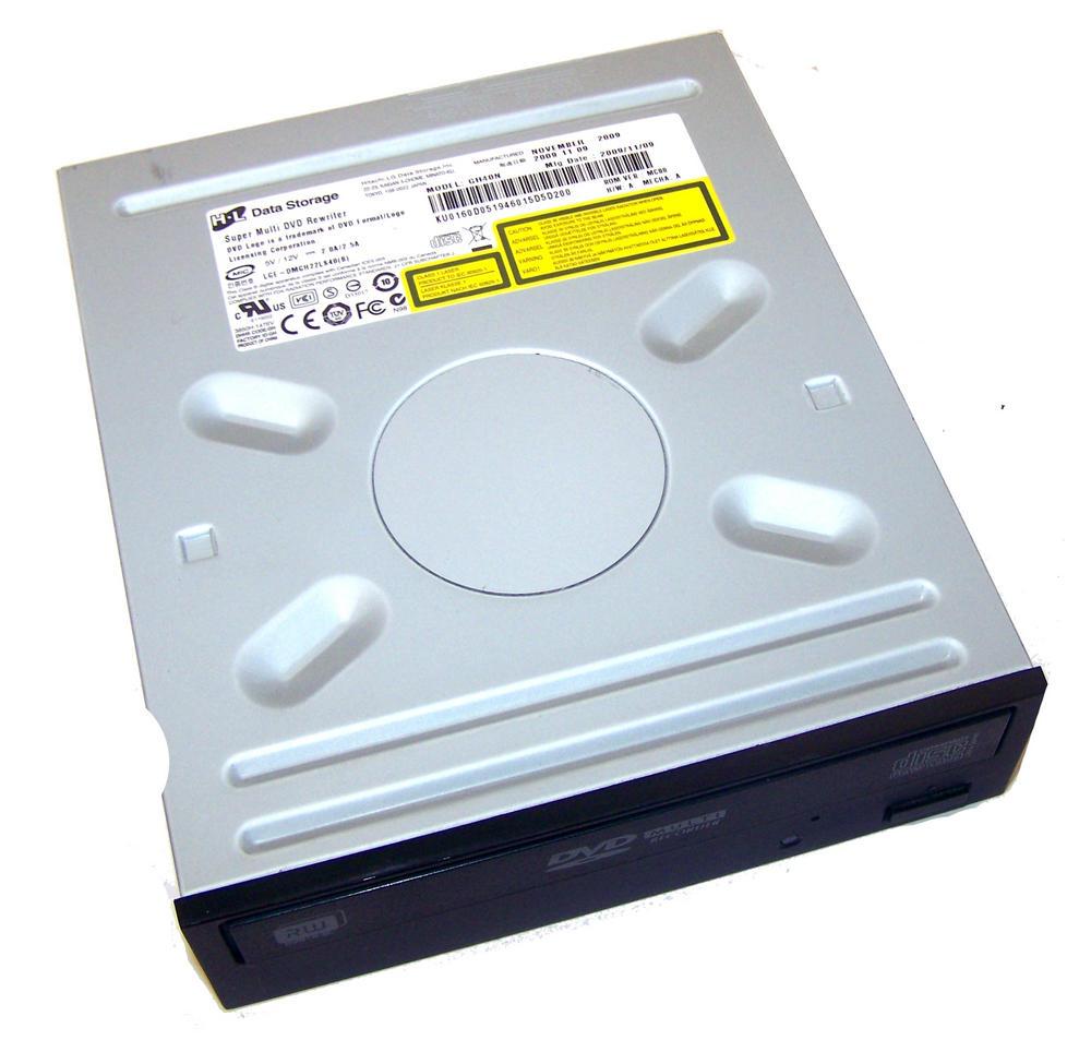 HL Data LGE-DMGH22LS40(B) Black Bezel SATA H/H DVD-RW D/L LabelFlash Drive GH40N