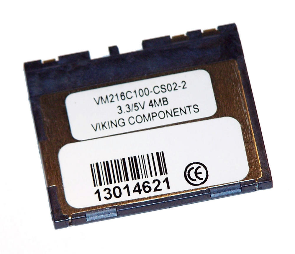 Viking VM216C100-CS02-2 4MB 3.3/5V Mini Flash Card