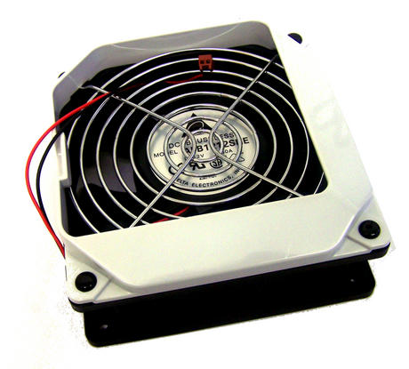 Delta AFB1212SHE For Apple M8570 PowerMac G4 12VDC 1.6A Case Fan Case | 2Z16F Thumbnail 1