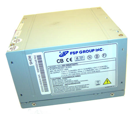FSP 9PX300AB00 300W ATX Power Supply with PFC | HH-300ATX(PF)