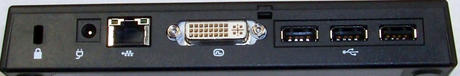 HP 589100-001 USB Docking Station with AC Adapter | SPS 589144-001 Thumbnail 2