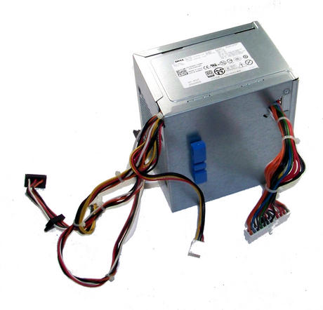 Dell FR607 OptiPlex 760 960 model DCSM 255W Power Supply (Mini Tower) | 0FR607