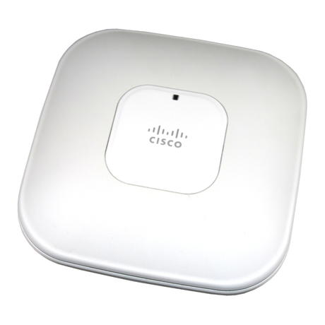 Cisco AIR-LAP1142N-E-K9 Aironet 802.11n Wireless Access Point | No AC Adapter