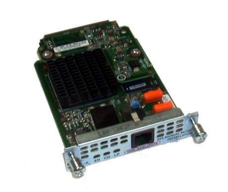 Cisco EHWIC-VA-DSL-A Multi Mode 1-Port VDSL2/ADSL/2/2+ over POTS  Interface Card