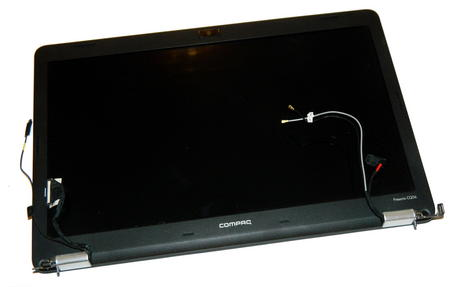 "HP 620585-001 Presario CQ56 15.6"" 1366x768 Complete LCD Panel with Webcam"