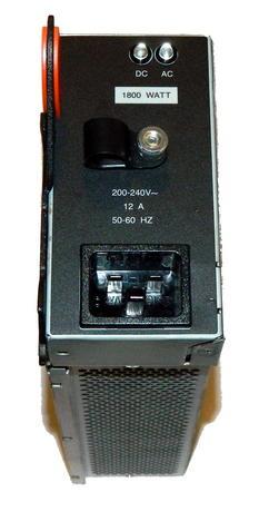 IBM 74P4400 BladeCenter 1800W AC Power Supply | FRU 74P4401 Delta DPS-1600BB A Thumbnail 2