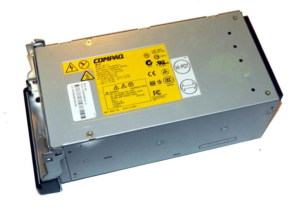 Compaq 230822-001 ProLiant ML530 G2 600W Redundant Power Supply | SPS 231782-001