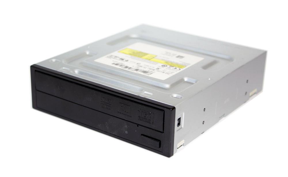Dell UU971 OptiPlex 755 SATA H/H DVD-RW Drive Model TS-H653B/DEWH w/ Black Bezel Thumbnail 1