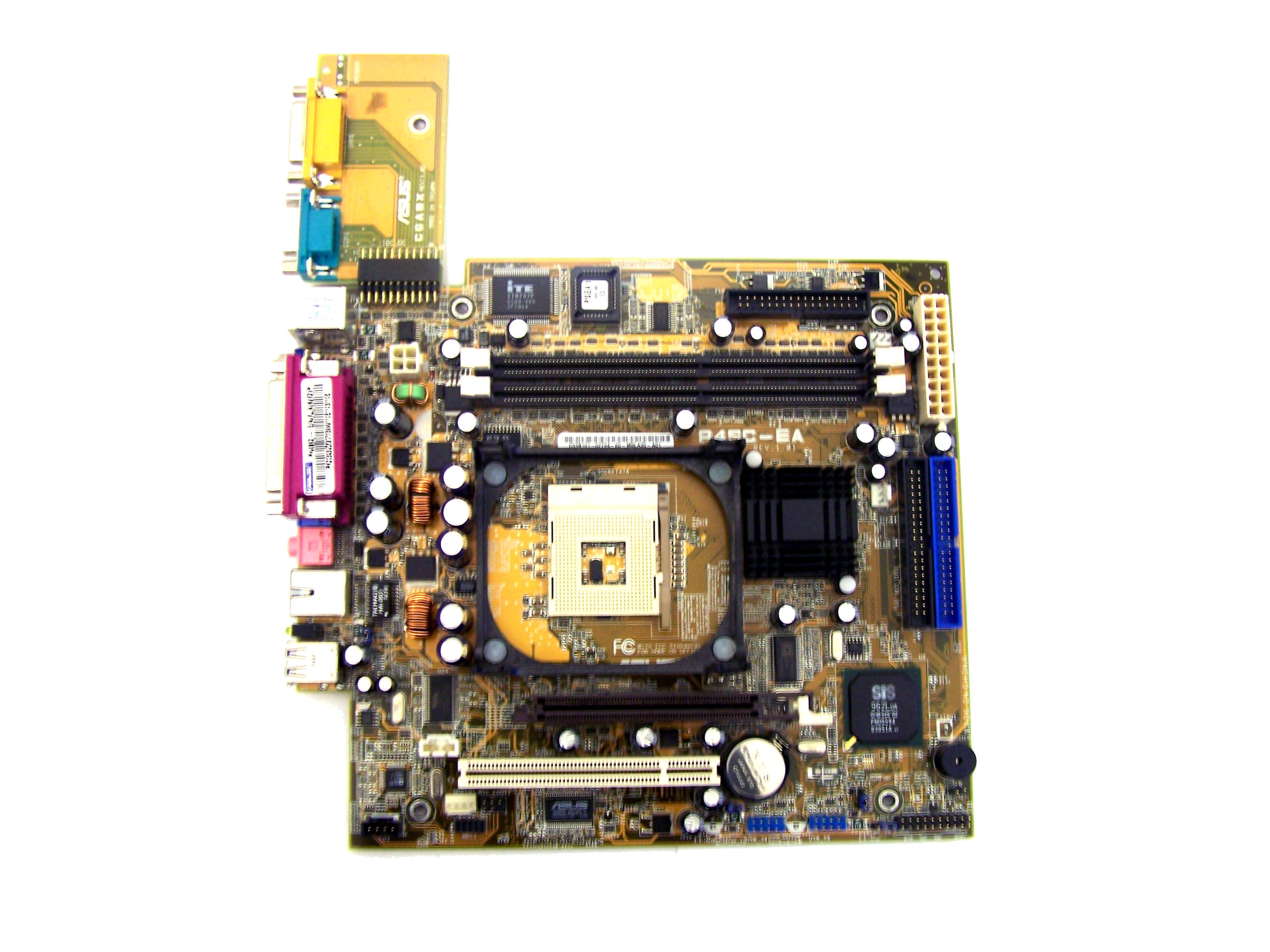 ASUS P4SC-EA MOTHERBOARD DRIVERS PC