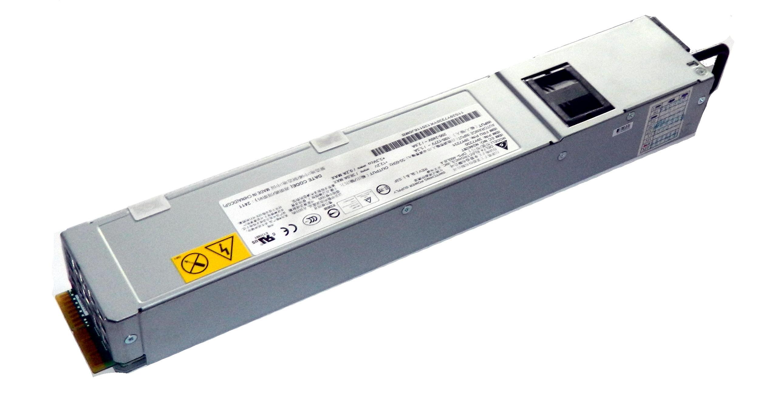 IBM 39Y7230 eServer x3650 M3 460W Redundant AC Power Supply | FRU 39Y7231