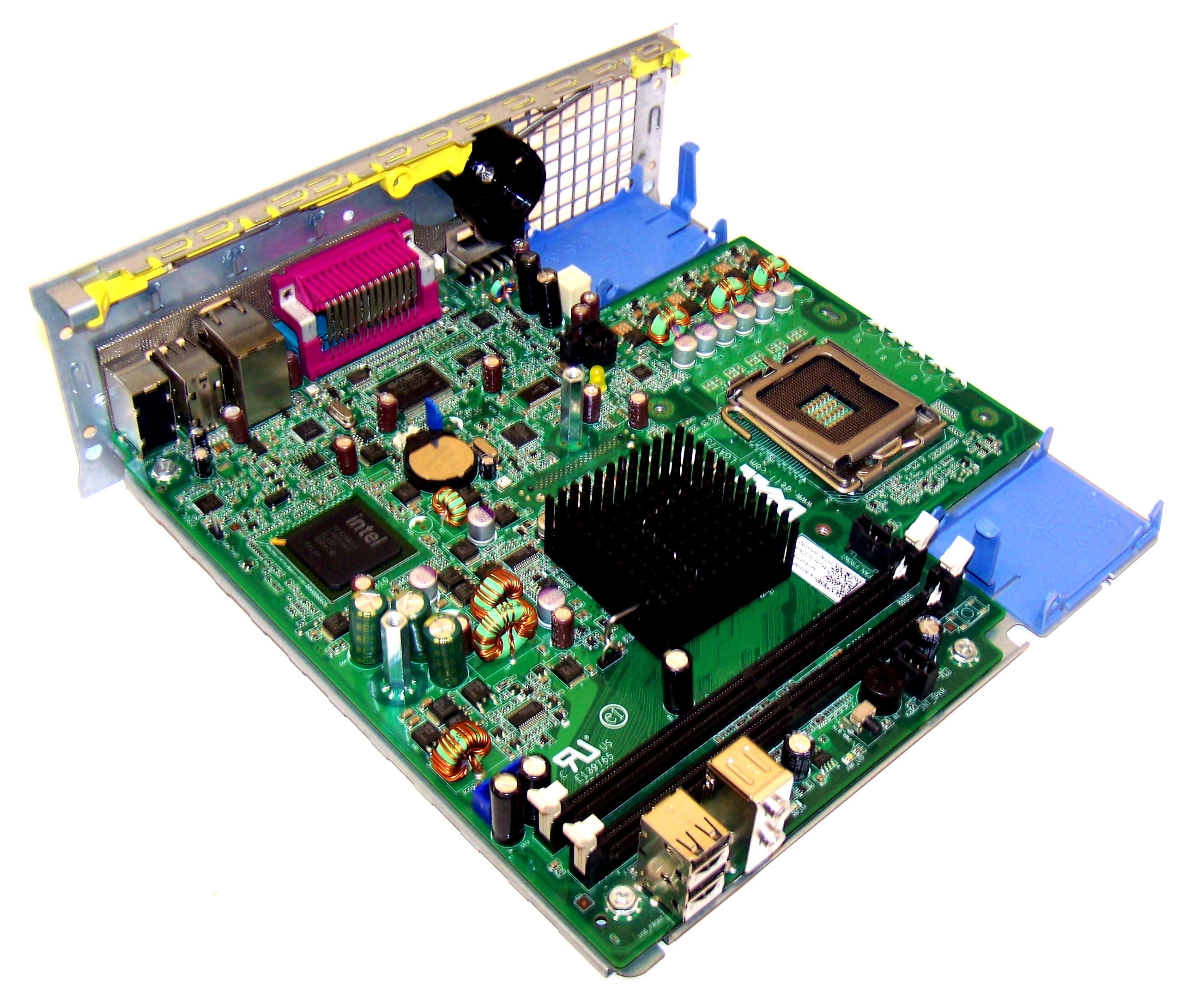 Dell G919G OptiPlex 760 USFF Socket T LGA775 Motherboard | 0G919G