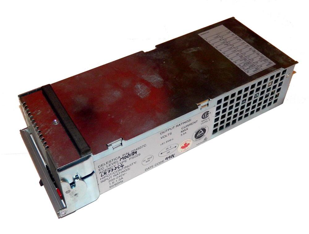 IBM PWS-PBAY-03 51.5Vdc 5.5A Power Supply  | Celestica 004507C