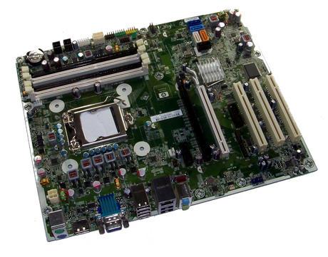 HP 505799-001 8100 Elite CMT Socket H1 LGA1156 Motherboard | SPS 531990-001
