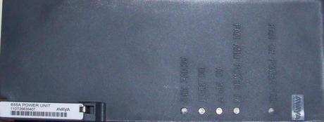 Avaya 700470370 G640 model 655A 500W Power Supply | DPSN-500AB AF Thumbnail 2