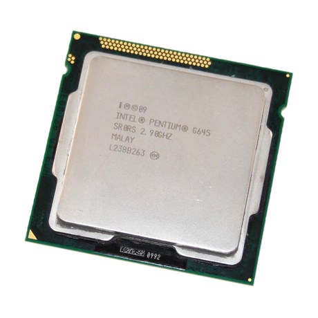 Intel CM8062301262601 Pentium G645 2.9GHz Socket H2 LGA1155 Processor SR0RS