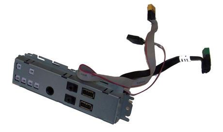 Dell 3D62W OptiPlex 3020 SFF D08S Front IO Panel USB Audio    03D62W Thumbnail 1
