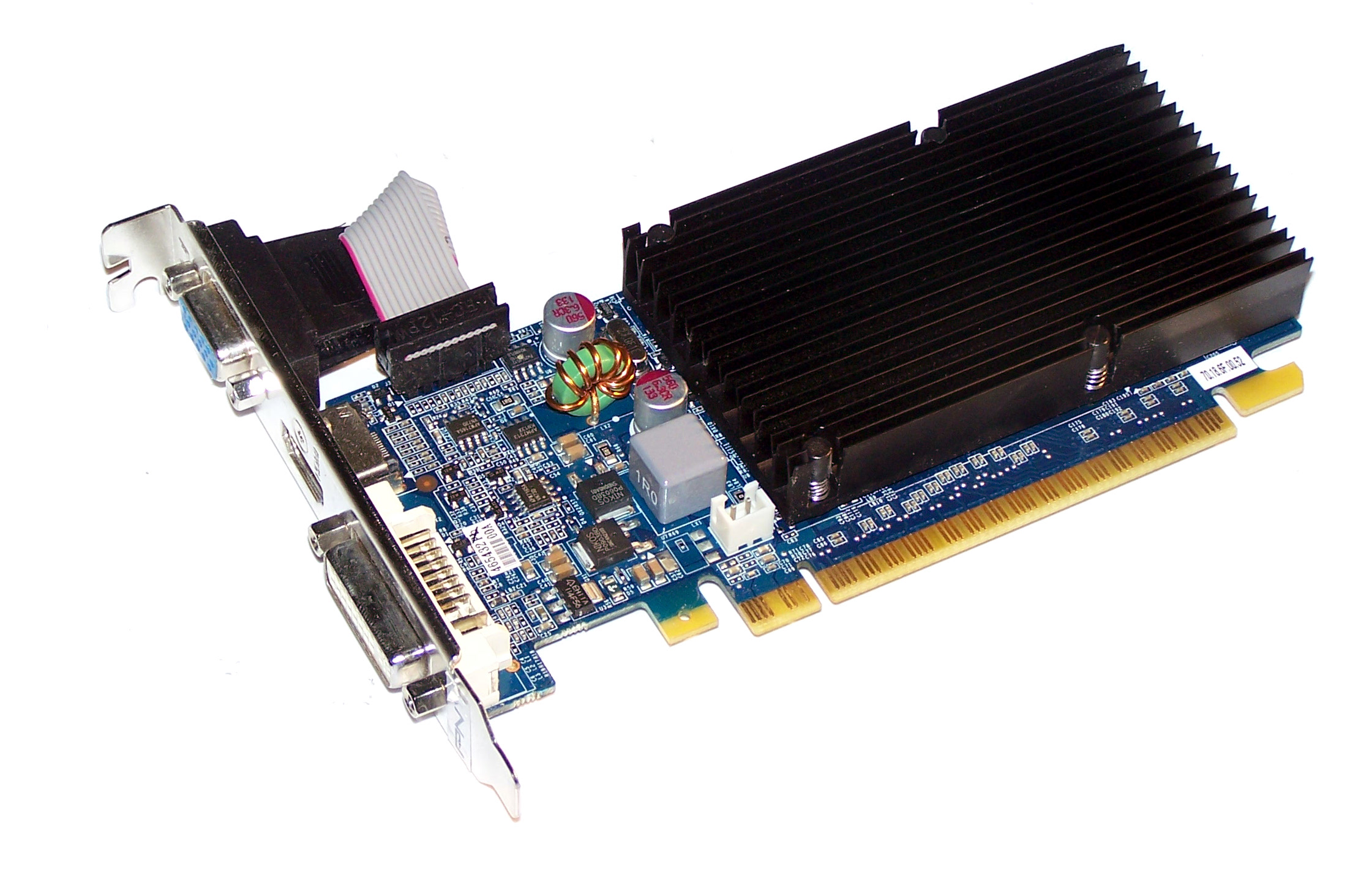 PC Parts Unlimited VCG84R2SXPB Pny GeForce 8400GS 256MB Dvi Vga Tv-Out