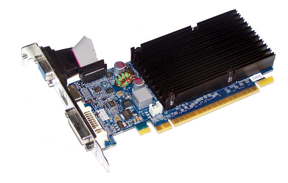 PNY GM84W0SN2E49H-SB GeForce 8400GS 512MB PCIe X16 Graphics Card DVI+VGA+HDMI |
