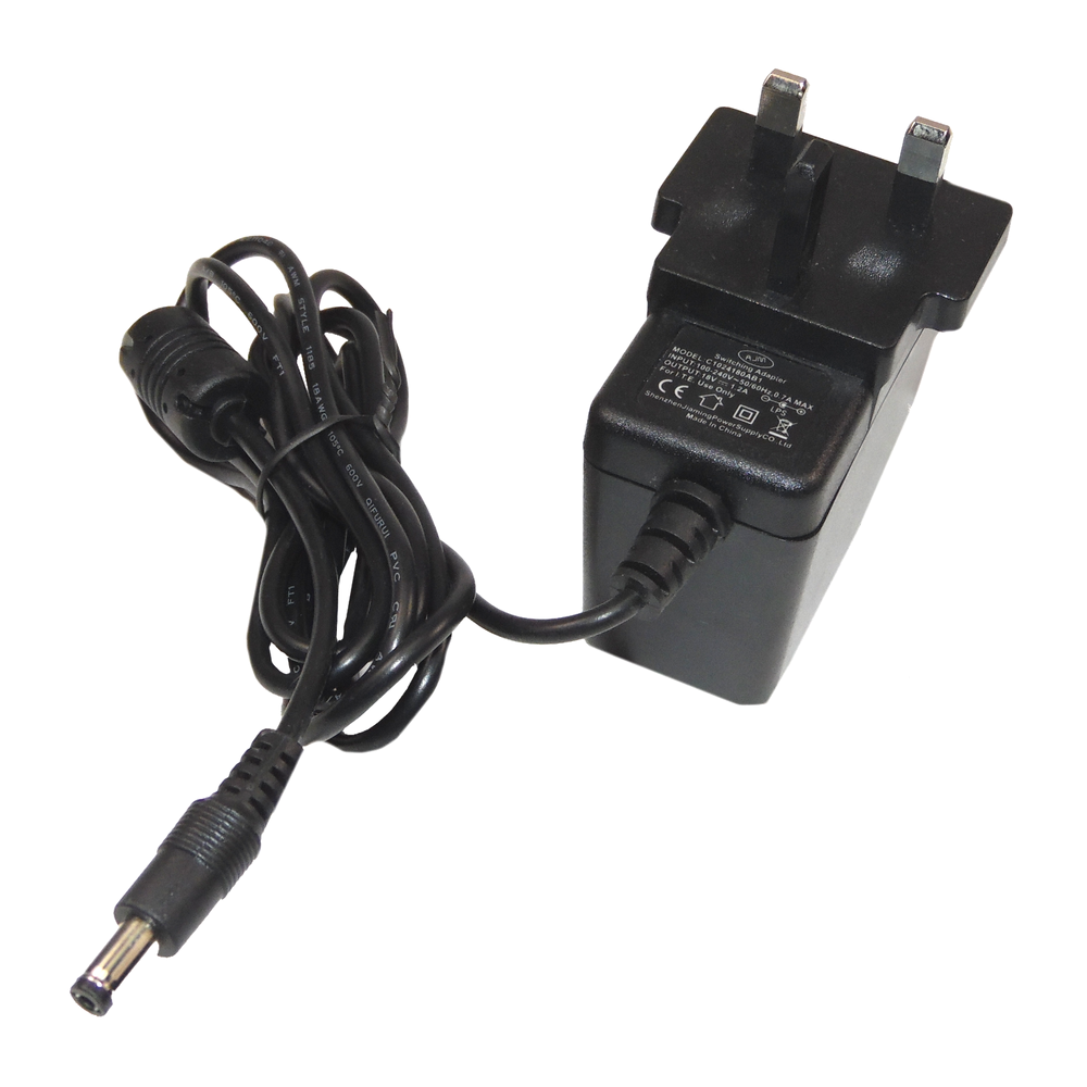 OEM Power C1024180AB1 18VDC 1.2A UK AC Adapter with Barrel Connector
