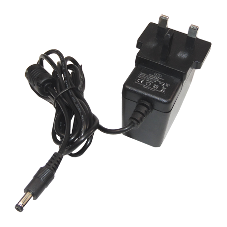 OEM Power C1024180AB1 18VDC 1.2A UK AC Adapter with Barrel Connector Thumbnail 1