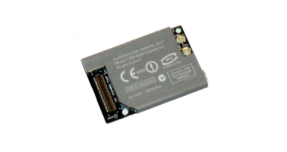 Apple 825-6634-A PowerBook G4 WiFi Airport Card A1127 | 631-0123