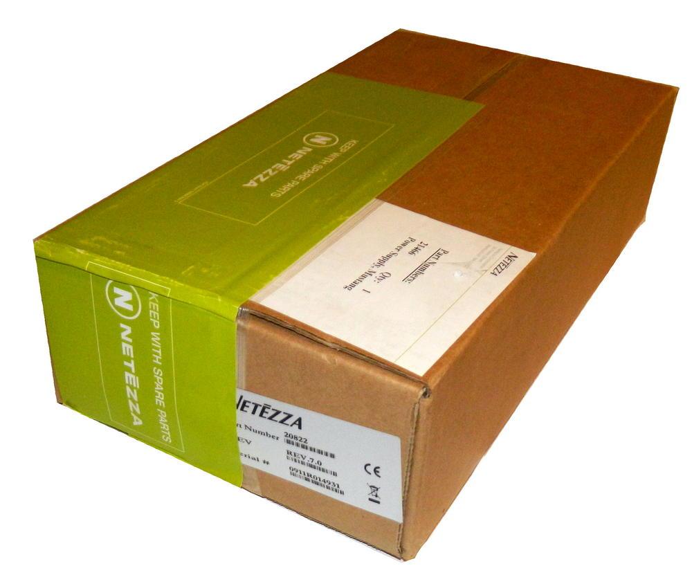 New Netezza 20822 Rev 7.0 Power Supply