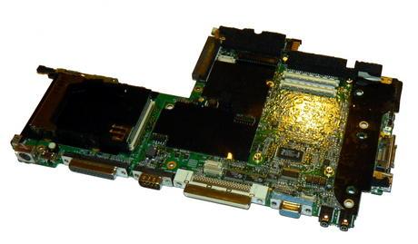 Compaq 401553-001 Armada 3500 64MB Pentium II 366MHz Motherboard