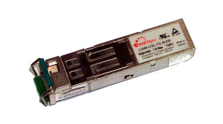 Apac Opto LS48-C3L-TC-N-D5 SFP Singlemode 1.25GBps GBIC Transceiver Thumbnail 1