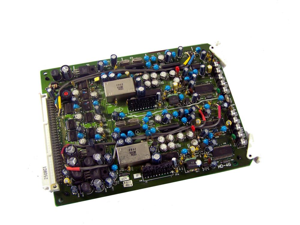 Sony MD46 Video Cassette Recorder BVW-75P Board | 1-622-544-15